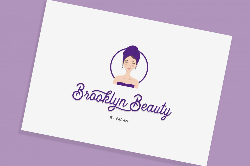 Logo Brooklyn Beauty